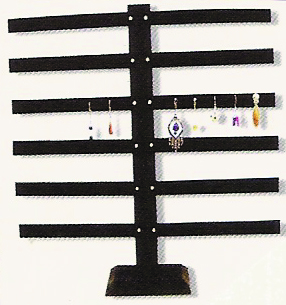 Jewelry Display Earring BLK-16
